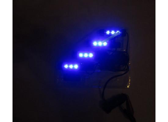 Подсветка салона