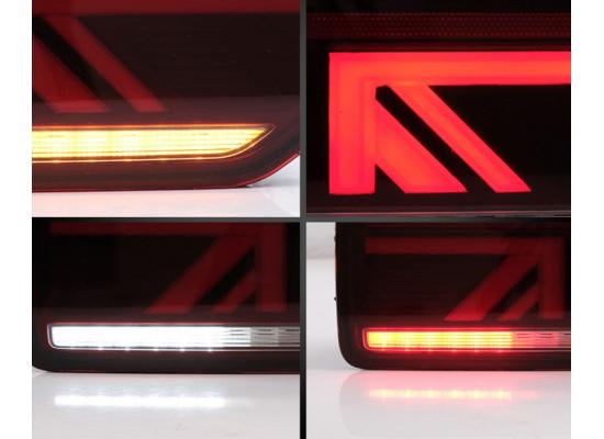 Задние фонари для Suzuki Jimny 4 2018-19 Вариант 1
